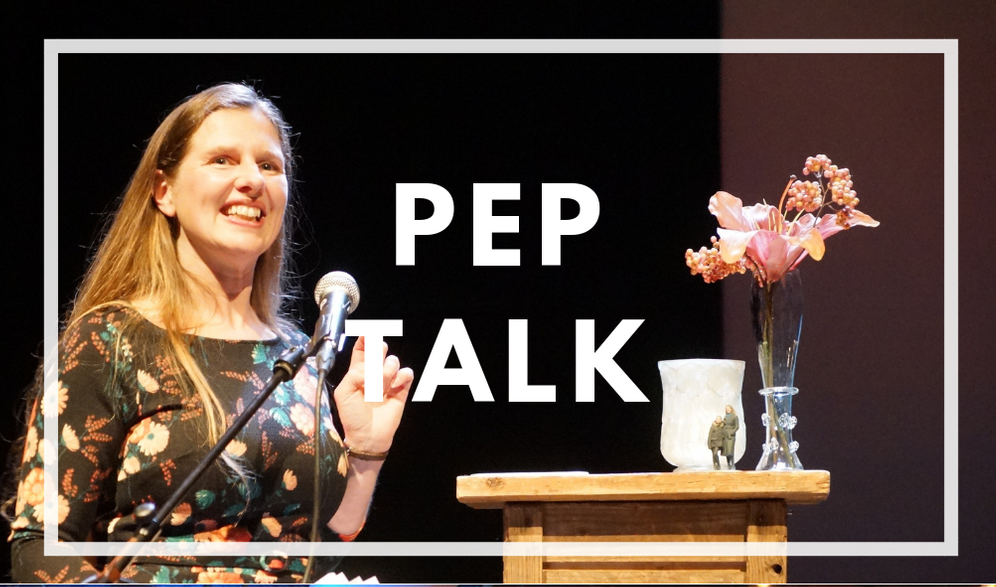 Peptalk Sandra Poelman Glowingplaces