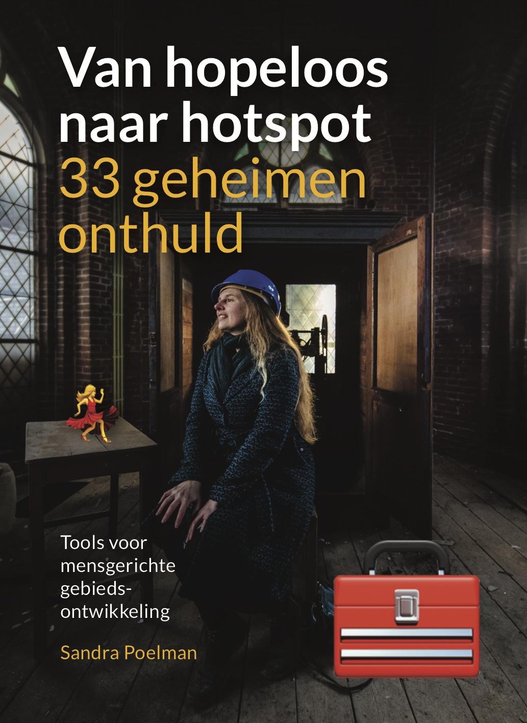 Informatie over het boek 'Van hopeloos naar hotspot'