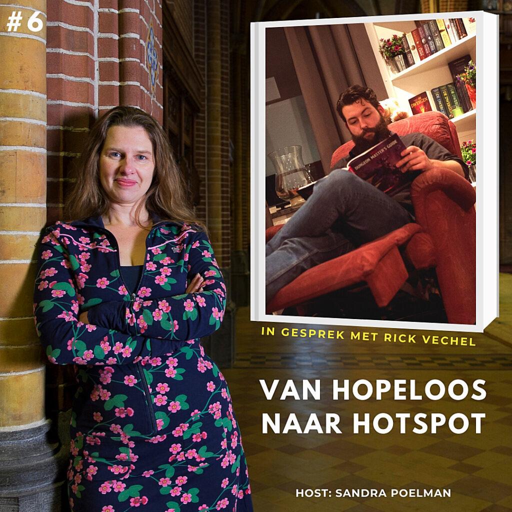 Glowingplaces Podcast Sandra Poelman Rick Vechel
